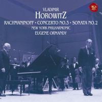 Rachmaninov ラフマニノフ / ピアノ協奏曲第3番、ピアノ・ソナタ第2番 ウラディミール・ホロヴィッツ、ユージン・オーマンディ & ニューヨーク・フィル【BLU-SPEC CD 2】