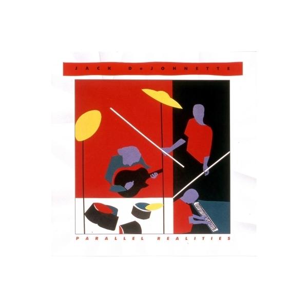 Jack Dejohnette ジャックディジョネット / Parallel Reaalities【SHM-CD】