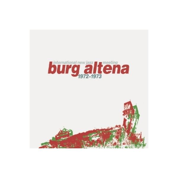 オムニバス(コンピレーション) / Burg Altena 1972-1973 (8CD)【CD】