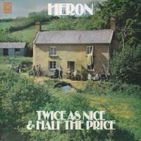 Heron / Twice As Nice  &  Half The Price 【Blu-spec CD】