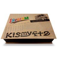 Kis-My-Ft2 / CONCERT TOUR 2016 I SCREAM (Blu-ray)【BLU-RAY DISC】