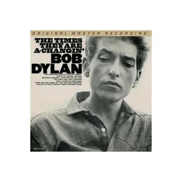 Bob Dylan ボブディラン / Times They Are A-changin' (Mono) 【SACD】