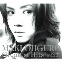 大黒摩季 オオグロマキ / Greatest Hits 1991-2016 〜All Singles +〜 【STANDARD盤】(3CD)【CD】