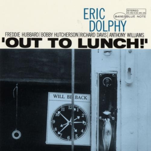 Eric Dolphy エリックドルフィー / Out To Lunch 【SHM-CD】