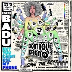 Erykah Badu エリカバドゥ / But You Caint Use My Phone (アナログレコード)【LP】