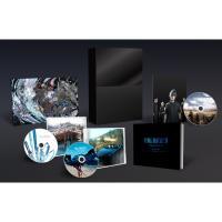 ファイナルファンタジー / FINAL FANTASY XV Original Soundtrack 【映像付サントラ / Blu-ray Disc初回生産限定特装盤】(2BRD+CD+ブックレット)【BLU-RAY AUDIO】