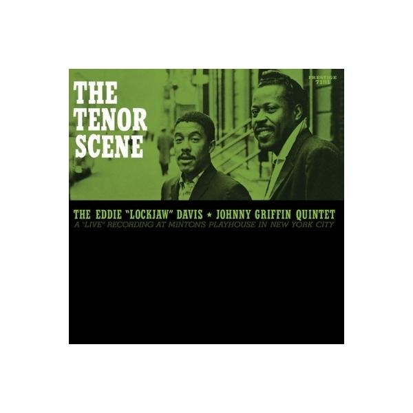 Eddie Lockjaw Davis / Johnny Griffin / Tenor Scene (高音質盤 / 200グラム重量盤レコード / Analogue Productions)【LP】