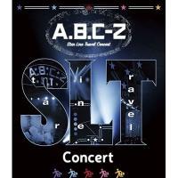 A.B.C-Z / A.B.C-Z Star Line Travel Concert 【通常盤】(Blu-ray)【BLU-RAY DISC】