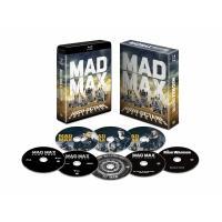 【初回限定生産】マッドマックス <ハイオク>コレクション(8枚組)【BLU-RAY DISC】