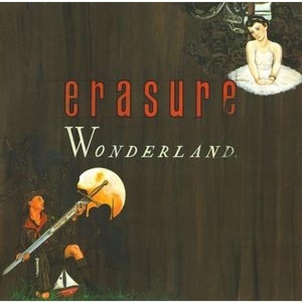 Erasure イレイジャー / Wonderland - 30th Anniversary Edition (180グラム重量盤)【LP】