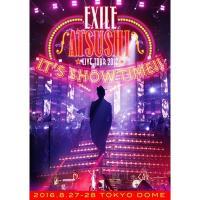 "EXILE ATSUSHI エグザイルアツシ / EXILE ATSUSHI LIVE TOUR 2016 ""IT'S SHOW TIME!!"" (2DVD / スマプラ対応)【DVD】"
