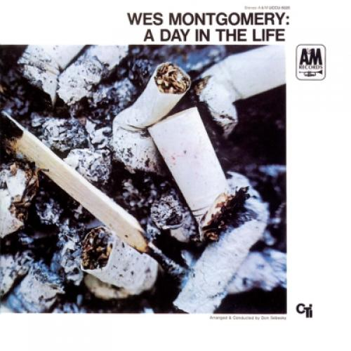 Wes Montgomery ウェスモンゴメリー / Day In The Life (Uhqcd)【Hi Quality CD】
