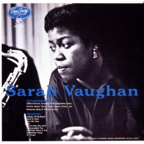 Sarah Vaughan サラボーン / Sarah Vaughan + 1 (Uhqcd)【Hi Quality CD】