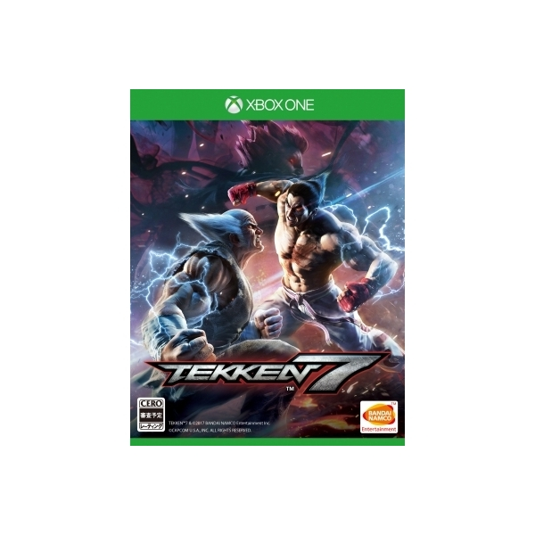 【Xbox One】鉄拳7