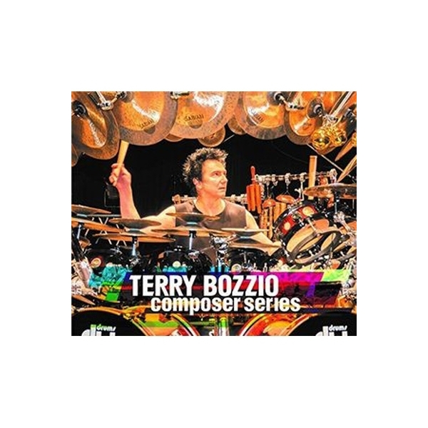 Terry Bozzio / Composer Series (+brd)【CD】
