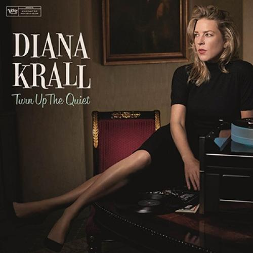 Diana Krall ダイアナクラール / Turn Up The Quiet 【SHM-CD】