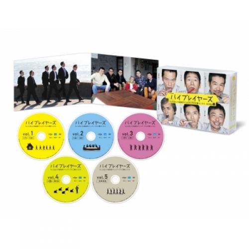 バイプレイヤーズ ~もしも6人の名脇役がシェアハウスで暮らしたら~ Blu-ray BOX【BLU-RAY DISC】