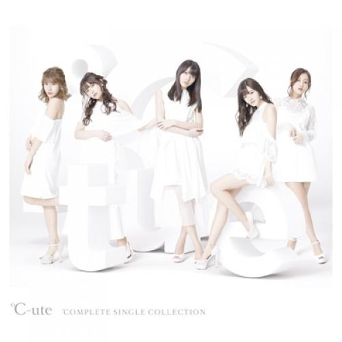 ℃-ute (Cute) キュート / ℃OMPLETE SINGLE COLLECTION 【初回生産限定盤B】(3CD+Blu-ray)【CD】