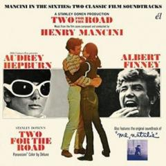 いつも二人で / ナタリーの朝 / Two For The Road  /  Me,  Natalie - Mancini In The Sixties:  Two Classic Film Soundtracks【CD】