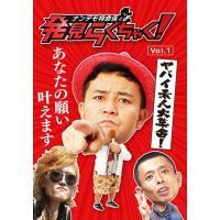 ナンデモ特命係発見らくちゃく!Vol.1【DVD】