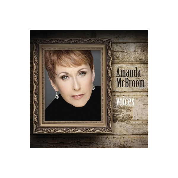 Amanda Mcbroom / Voices【CD】