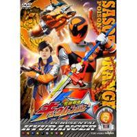 スーパー戦隊シリーズ: : 宇宙戦隊キュウレンジャー VOL.2【DVD】