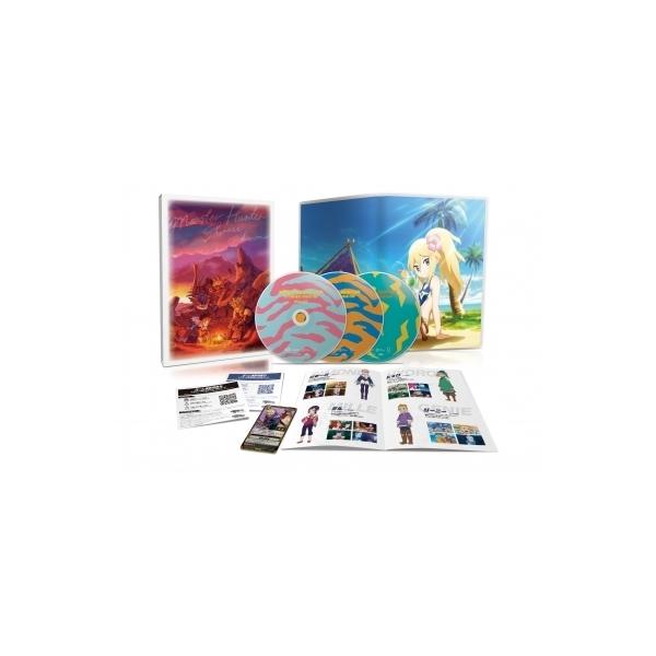 モンスターハンター ストーリーズ RIDE ON Blu-ray BOX Vol.3【BLU-RAY DISC】