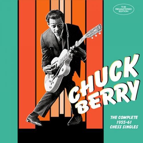 LOHACO - Chuck Berry チャックベリー / The Complete 1955-1961 Chess Singles【CD】 (洋楽) HMV LOHACO店