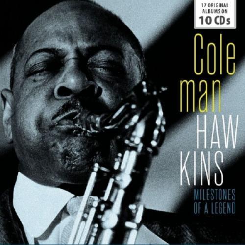 Coleman Hawkins コールマンホーキンス / Milestones Of A Legend:  17 Original Albums【CD】