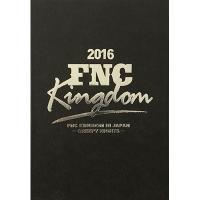 オムニバス(コンピレーション) / 2016 FNC KINGDOM IN JAPAN -CREEPY NIGHTS- 【完全生産限定盤】(3Blu-ray)【BLU-RAY DISC】