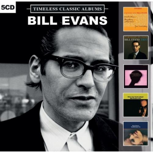 Bill Evans (Piano) ビルエバンス / Timeless Classic Albums 【CD】