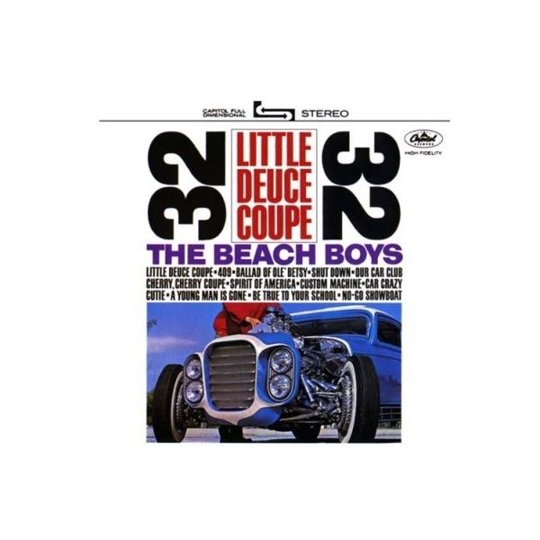 Beach Boys ビーチボーイズ / Littel Deuce Coupe (180グラム重量盤レコード / DOL)【LP】