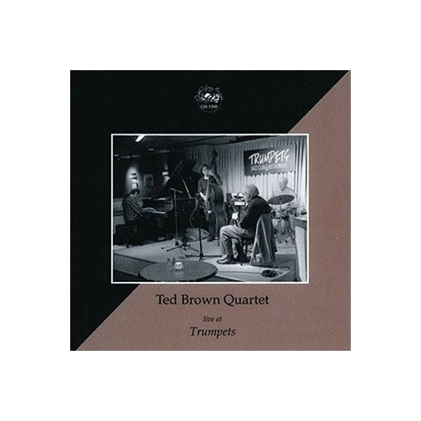 Ted Brown / Live At Trumpets【CD】