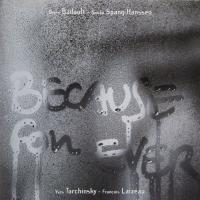 Denis Badault / Simon Spang-hanssen / Because Forever【CD】