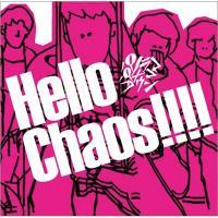 パノラマパナマタウン / Hello Chaos!!!!【CD】