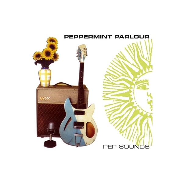 Peppermint Parlour / Pep Sounds【CD】