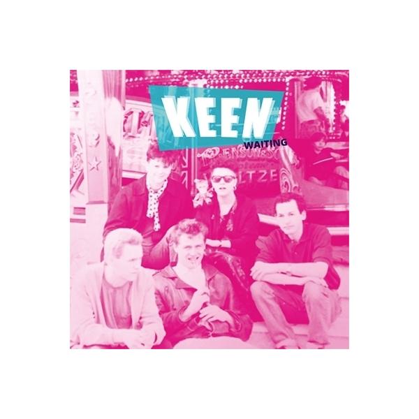 KEEN / Waiting【CD】