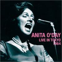 Anita O'day アニタオデイ / Anita O'day Live In Tokyo 1964 + 5【CD】