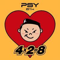 Psy (Korea) サイ / 8集:  4x2=8【CD】