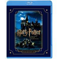 【HMV限定ジャケット】ハリー・ポッター ブルーレイ コンプリートセット【BLU-RAY DISC】