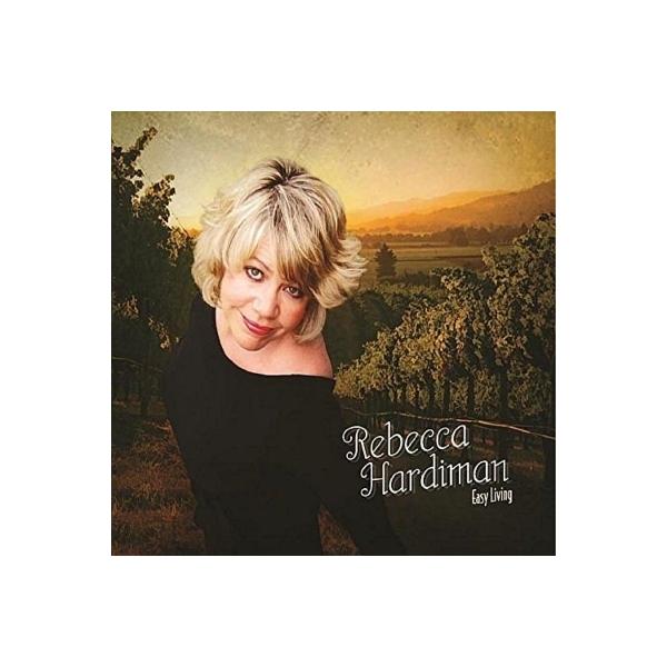 Rebecca Hardiman / Easy Living【CD】