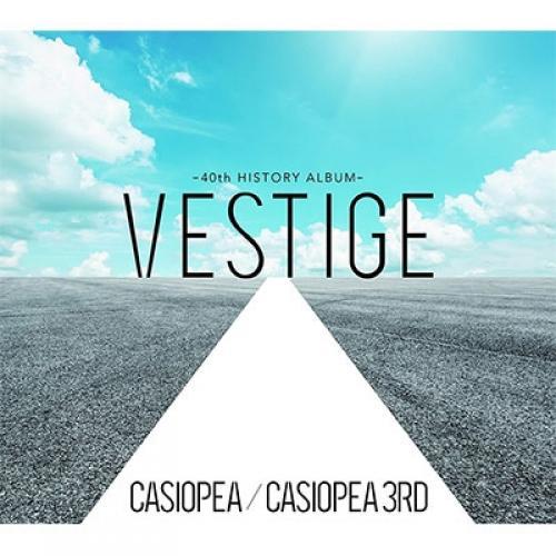 Casiopea / Casiopea 3rd (Casiopea) / Vestige -40th History Album- (3枚組Blu-spec CD2)【BLU-SPEC CD 2】