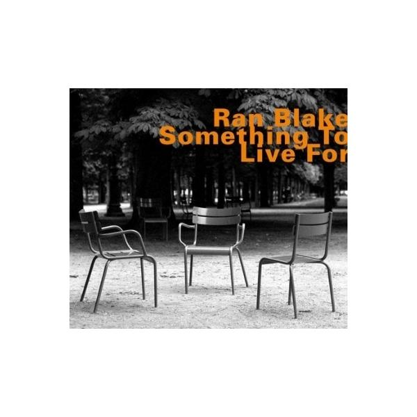 Ran Blake / Something To Live For【CD】