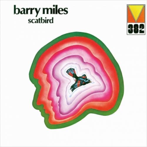 Barry Miles / Scatbird 【CD】