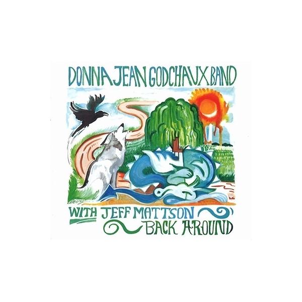 Donna Jean Godchaux Band / Back Around【CD】