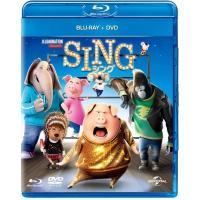 SING / シング ブルーレイ+DVDセット【BLU-RAY DISC】