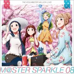 アイドルマスター / THE IDOLM@STER MILLION LIVE! M@STER SPARKLE 08【CD】