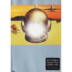 Mr.Children / Mr.Children Concert Tour Q 2000~2001【DVD】