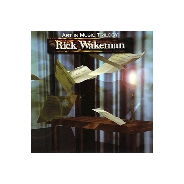 Rick Wakeman リックウェイクマン / Art In Music Trilogy (3CD Deluxe Edition)【CD】
