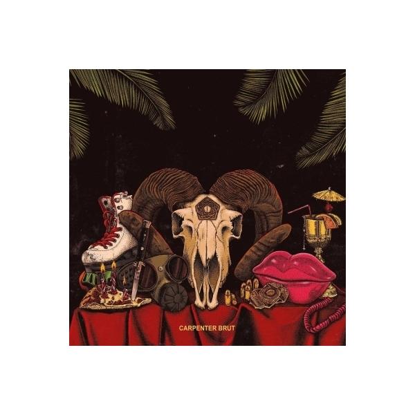 Carpenter Brut / Trilogy 【LP】